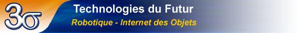 Robotique – Internet des Objets – Cloud